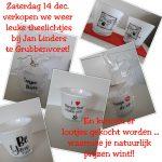 14 december laatste Jan Linders fonds actie